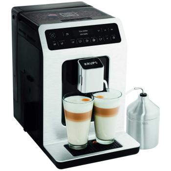 Krups Evidence EA8901 Espressomaschine vollautomatisch, weiß