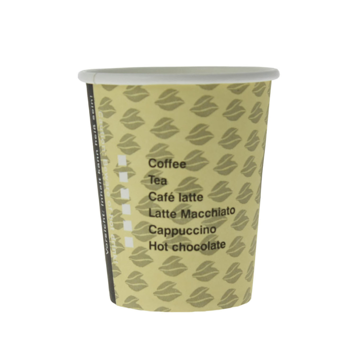 ecolle Premium Coffee TO GO Pappbecher 200ml 100 Stk.