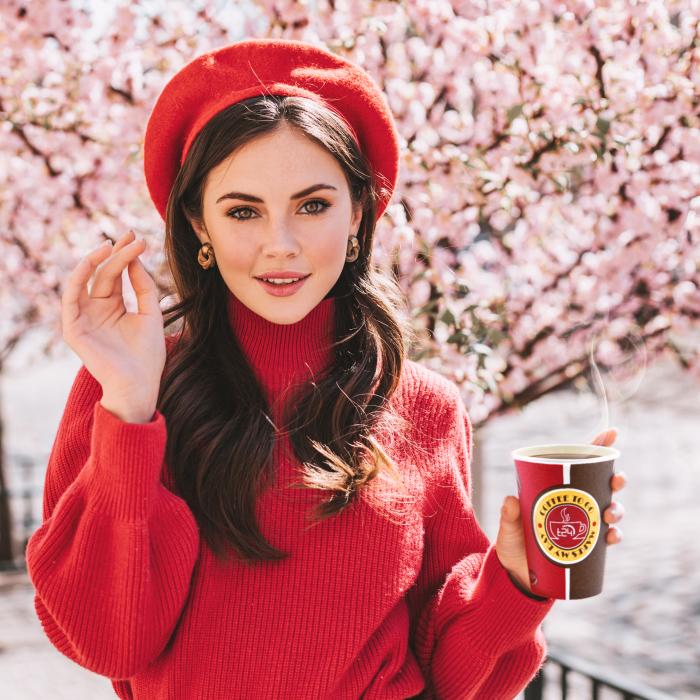 ecolle Premium Coffee TO GO Pappbecher 200ml, 1000 Stk.
