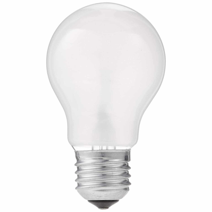 10 x Philips Light Bulbs 75W E27 MAT 930 Lumens A55 (Energyclass E)
