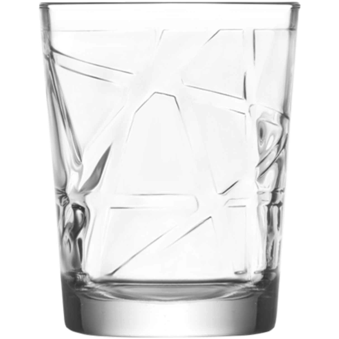 LAV 6 Pieces Water Glasses - 335 mL