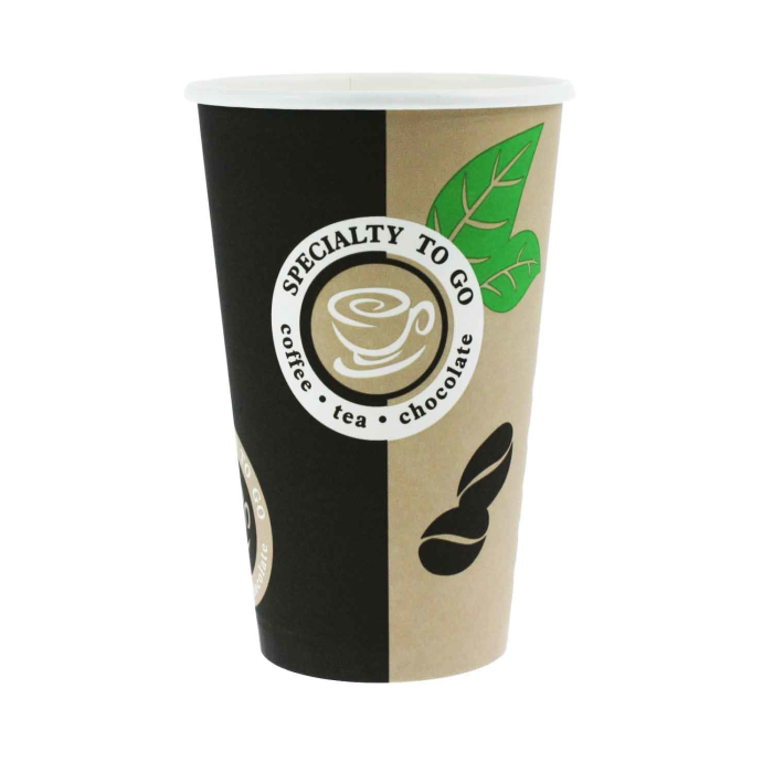 ecolle Premium Coffee TO GO Pappbecher 400ml
