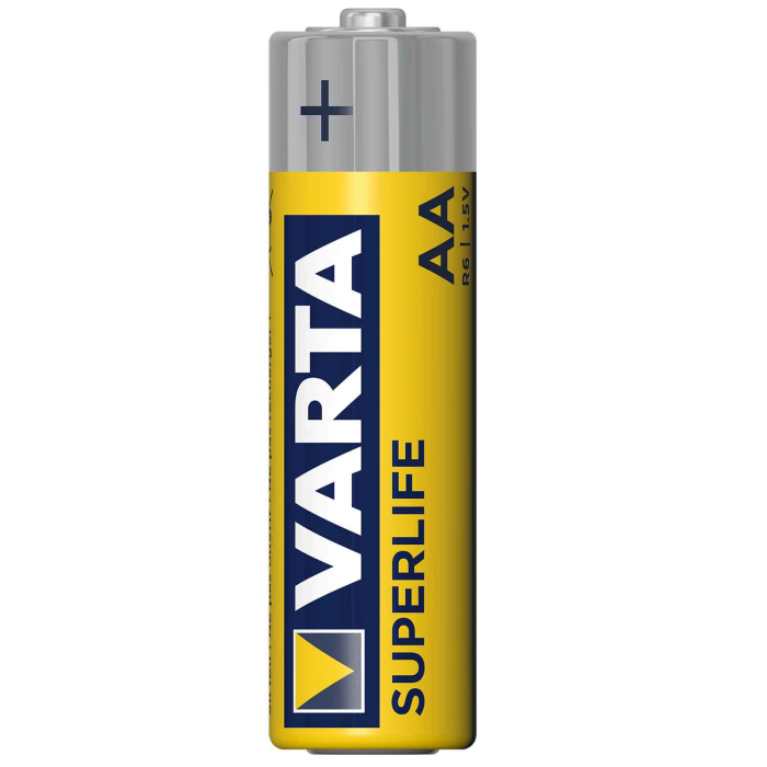 Varta Superlife R6 AA Mignon Batterien, 48er Set