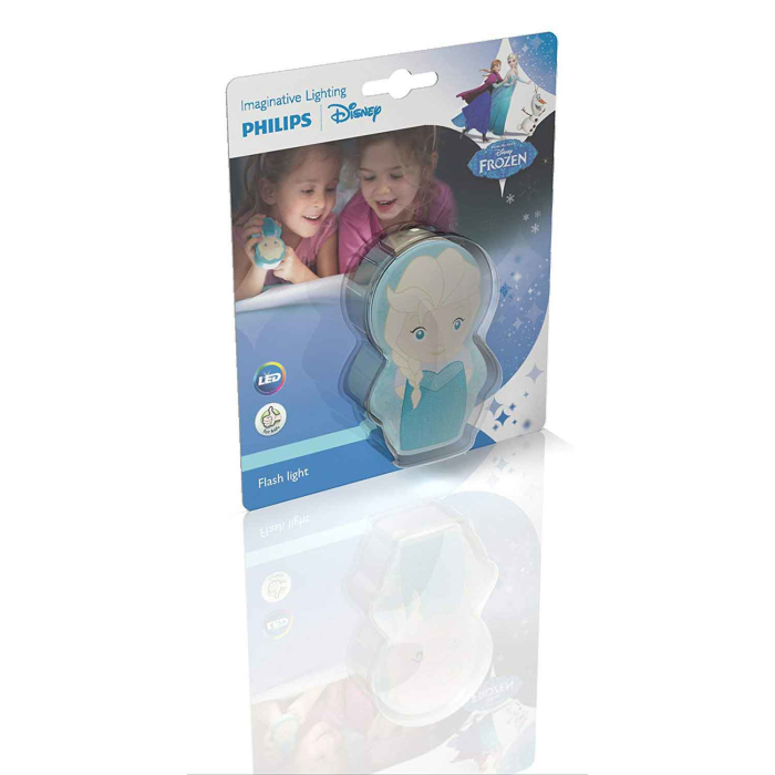Philips Disney Frozen Elsa LED Taschenlampe Warmweiß
