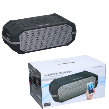 Soundlogic Kabelloser Bluetooth Titan Lautsprecherbox