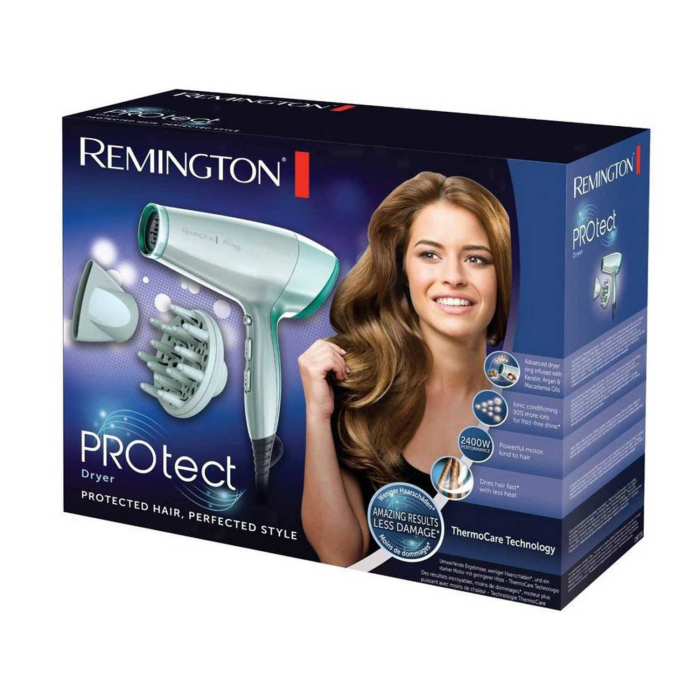 Remington PROtect D8700 ThermoCare Haartrockner