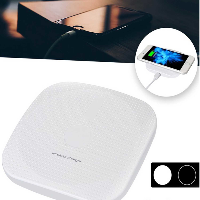 Soundlogic Wireless Qi Charging Pad Kabelloses Ladegerät,...