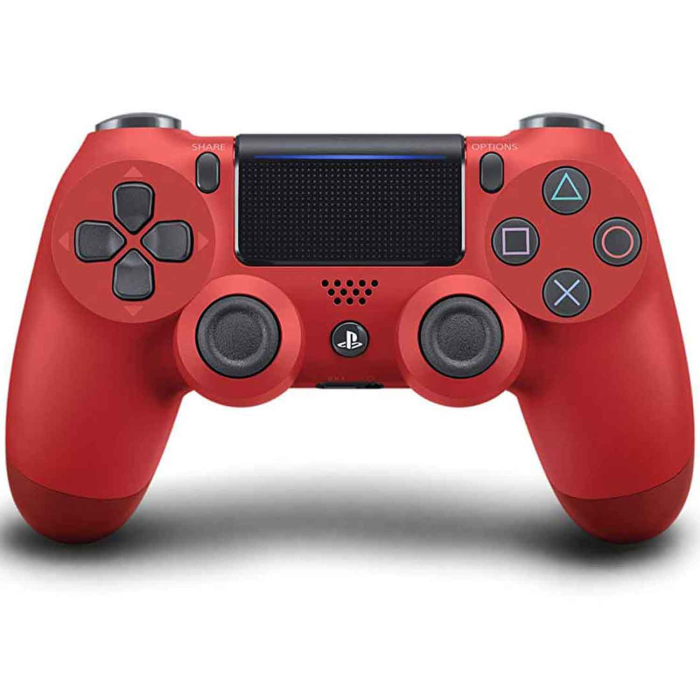 Sony Playstation 4 Wireless Dualshock 4 V2, Magma Red