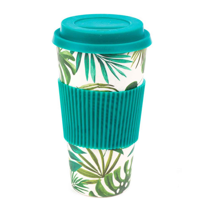 Cambridge Eco Reisebecher Bambus 560 ml, Polynesia