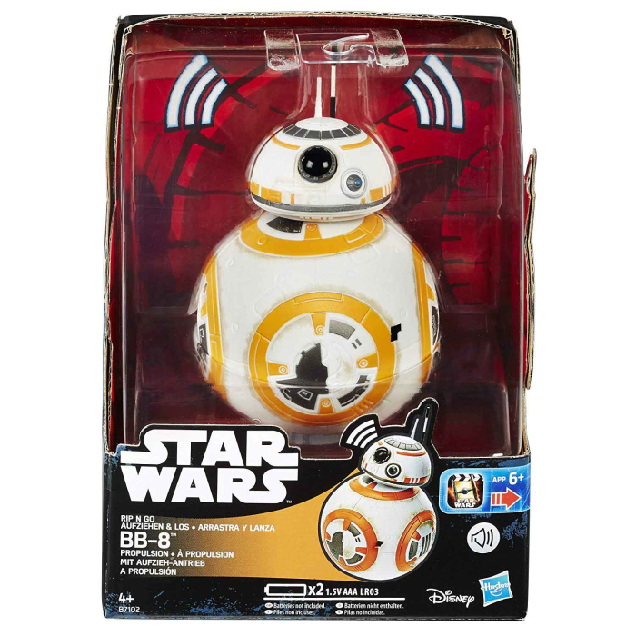 Hasbro Star Wars B7102EU5 - S1 IP Class I Lead Hero Droid...