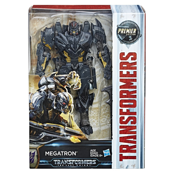 Hasbro C2355ES1 - Transformers Movie 5 Premier Voyager...
