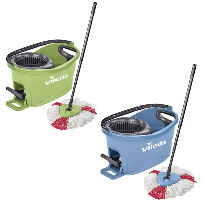 Vileda Turbo EasyWring & Clean Wischmop-Set