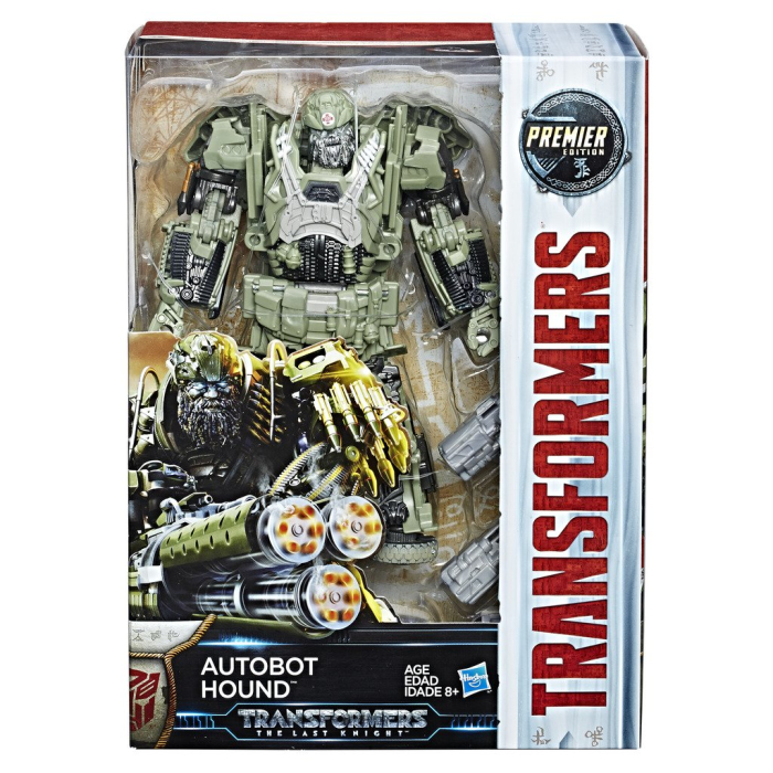 Hasbro Transformers C2357ES1 Movie 5 Premier Voyager...