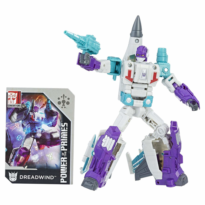 Hasbro Transformers Generations Figur: Dreadwind Power of...