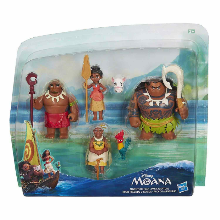 Hasbro Disney Vaiana C0149EU4 Little Kingdom großes...