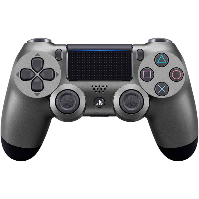 Sony Playstation 4 Wireless Dualshock 4 V2, Steel Black
