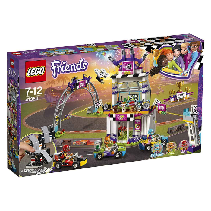 THE LEGO Movie 2 Friends 41352  Das große Rennen