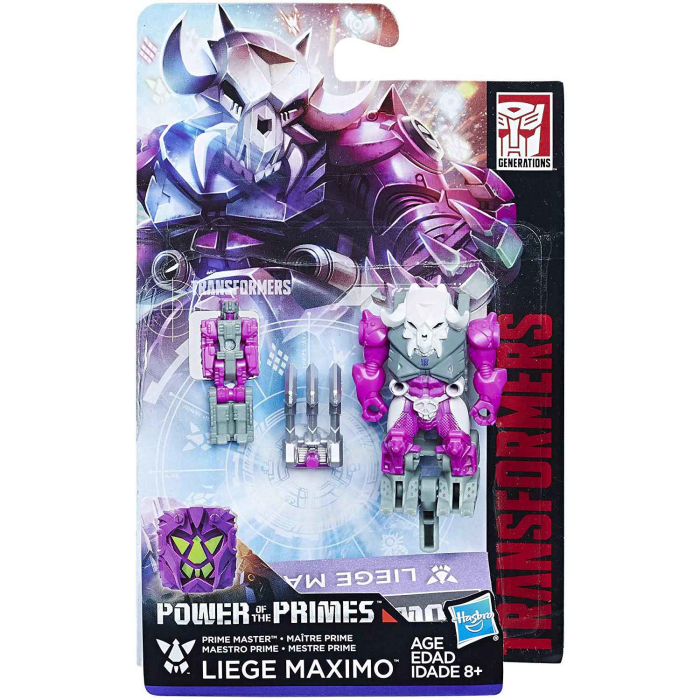 Hasbro Transformers Generations Power of the Primes Liege...