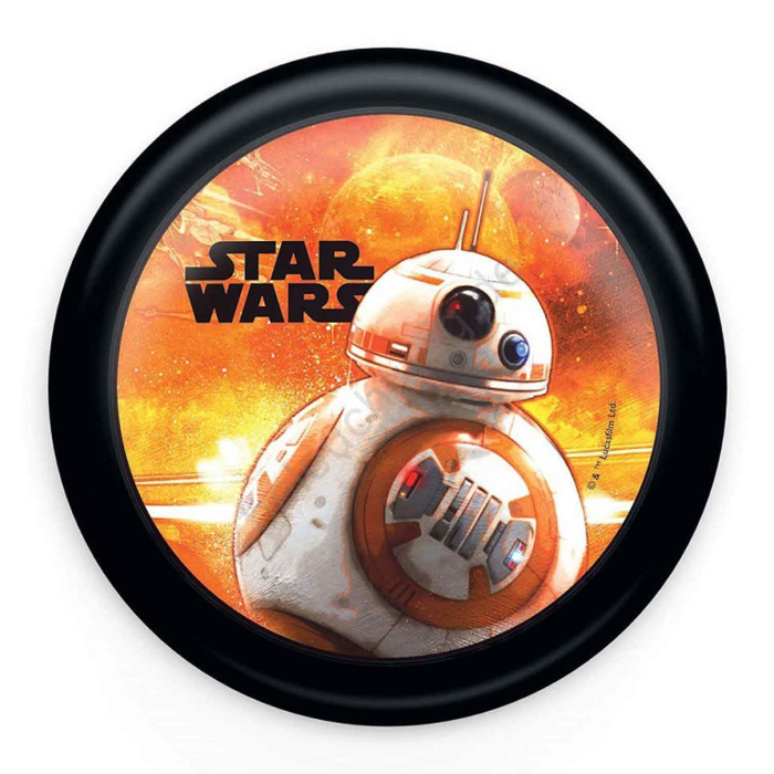 Philips Disney Star Wars Kinder LED Wandleucht 0,3W BB-8