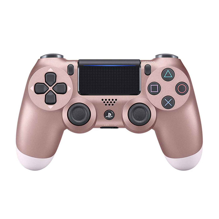 Sony Playstation 4 Wireless Dualshock 4 V2 Controller PS4 , Rose Gold