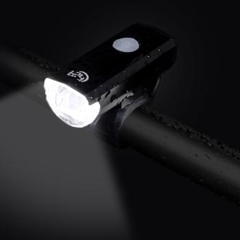 T24 LED Akku Fahrradlampen - Set mit Front und...