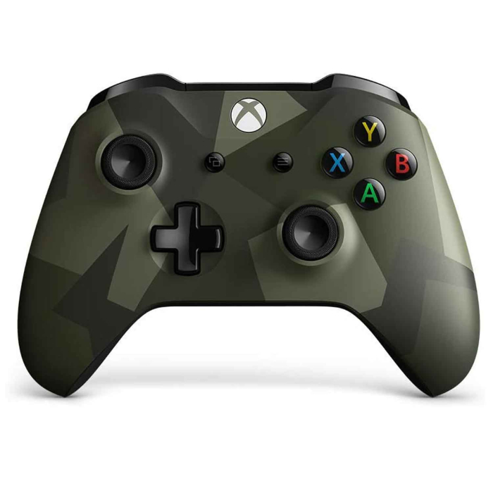 Microsoft Xbox One S Wireless Controller, Armed Forces II
