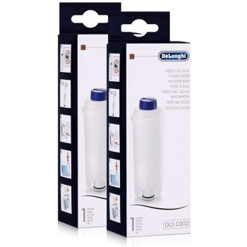 2x DeLonghi DLSC002 Wasserfilter