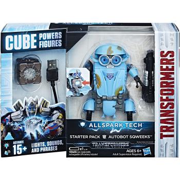 Hasbro Transformers Allspark Tech Starter Pack Auto Sqweeks