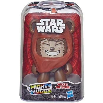 Hasbro Star Wars Mighty Muggs Wicket the Ewok Figur