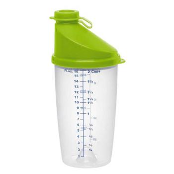 Emsa Superline Mixbecher mit Ausgussdeckel, 0,5 Liter