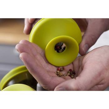 Tomorrows Kitchen Gewürzbehälter 6er Set,...
