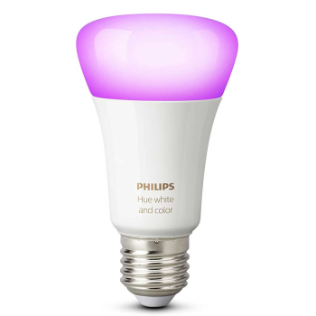 Philips Hue White and Color Ambiance E27 Starter-Set...