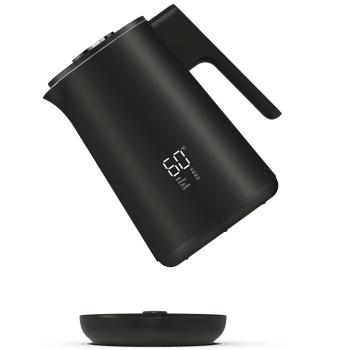 Impolio MONO Wasserkocher 2L, 1500 Watt LED Display