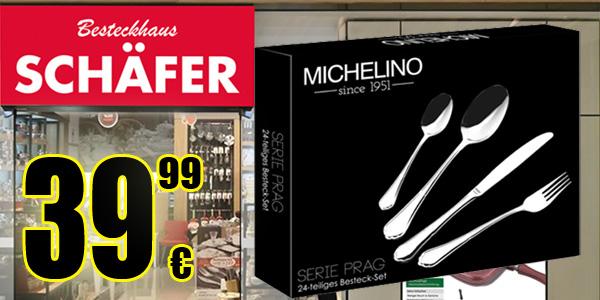 Michhelino Besteck-Set 24 Teile